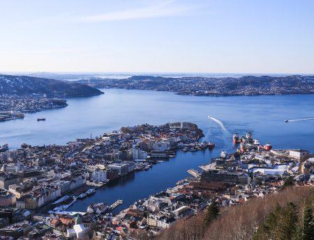 Primavara in Norvegia: Bergen, Osterfjord si prin nameti spre Oslo