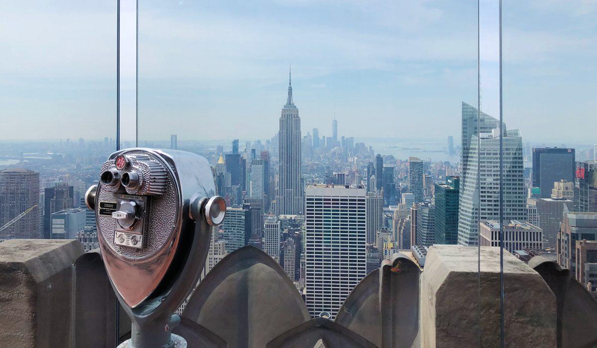 Organizarea si costurile unei calatorii in New York si Washington DC