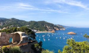 Cateva locuri interesante aproape de plajele de pe Costa Brava, Spania