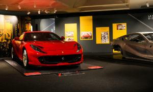 Prin lumea Ferrari din Modena si Maranello, Italia
