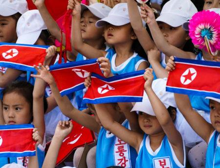 De Ziua Copilului in Pyongyang – Coreea de Nord