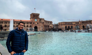City break in Yerevan si imprejurimi – Armenia