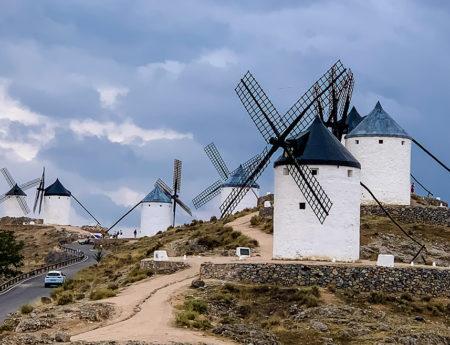 3 zile in jurul Madridului: Aranjuez, Morile de vant ale lui Don Quijote si Toledo (1)