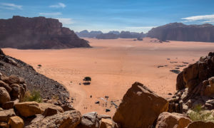 Organizarea si costurile pentru 3 zile in Iordania