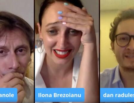 """Recomandare: """"Welcom as in aor hom"""", cu Marius Manole si Ilona Brezoianu"""